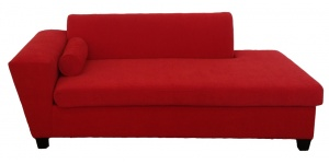 sofa red
